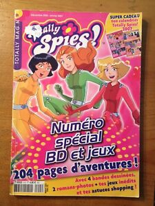 "Revues magazines ""Totally Spies"""