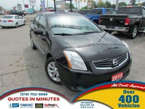 2012 Nissan Sentra S | 2.0L | SUNROOF | GREAT STARTER