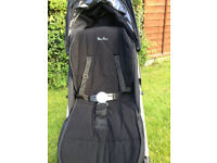 Silver Cross Pushchair - with extra items - Immaculate Condition