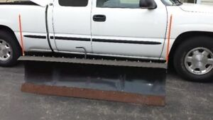 Snowbear Snowplow 82 Inches $400 i am open to offers