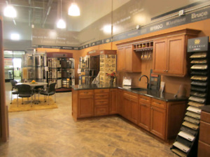 800 sq. ft. Retail Space wanted for cabinet retail store.