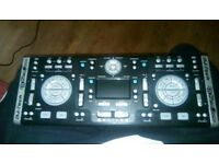 Dj deck pc keyboard