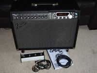Fender Cyber Twin SE 120w Stereo 2x12 Combo Guitar Amp