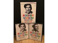 norman wisdom dvd box set all 12 films excellent condition