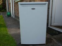 UNDER WORK TOP UPRIGHT 41 DRAW HALOR FREEZER IN WHITE