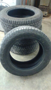 4 Hankook Dynapro ATM 275/55/R20 Tires