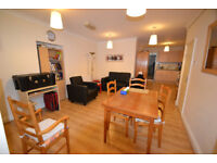A large two bedroom ground floor flat with small patio, located very close to Wood Green Tube ST.