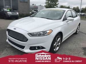 2014 Ford Fusion SE AWD NAVIGATION
