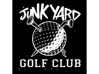 Junkyard Golf Club Are Hiring!