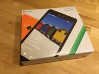 New Microsoft Lumia 535 Black (Unlocked) Boxed