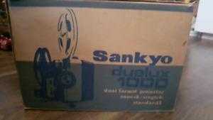 Sankyo dualux 1000, make me an offer