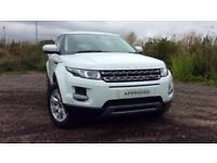 2013 Land Rover Range Rover Evoque 2.2 eD4 Pure 5dr 2WD Manual Diesel Hatchback