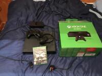 Xbox One with Batman Arkham Knight