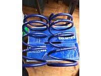 Citroen berlingo/Peugeot partner 1996 to 2008 front lowering springs new