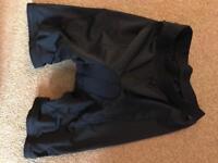 Men's Lycra cycling shorts new