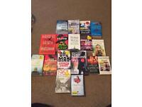 17 x Book Sale Job Lot