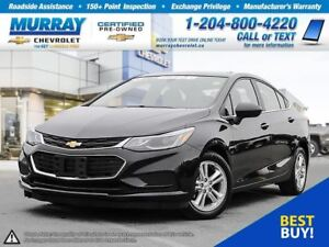 2016 Chevrolet Cruze LT Auto *Satellite Radio, OnStar, Heated Se