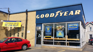 Mid Summer Deals at Goodyear Auto Services
