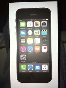 iPhone 5s (16GB) Space Grey
