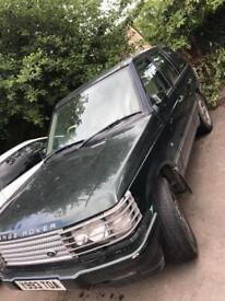Land Rover Range Rover 4.6 V8 Vogue 5dr