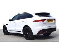 Jaguar F-pace R-SPORT AWD (white) 2017-03-30