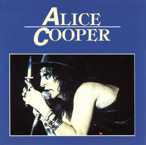 Alice Cooper cd-Excellent condition-Early Live Recordings
