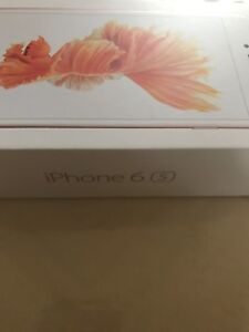 iphone 6s 32gb, rose gold, brand new, rogers/fido