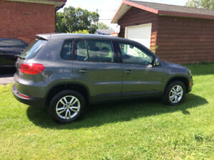VOLSWAGEN TIGUAN TSI 2014 CONDITION AA1 FINANCEMENT