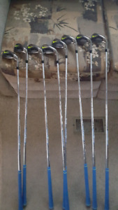 Nike Vapor Fly Irons.. 4 to AW..USED 1 DAY ONLY