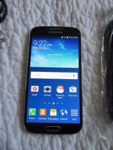 SAMSUNG GALAXY S4 LIKE NEW CONDITION UNLOCKED PHONE