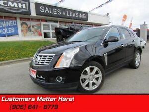 2014 Cadillac SRX Premium   NAVI   BOSE   LEATHER   CAMERA   REM