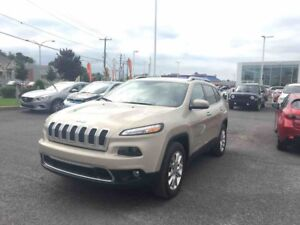 2015 Jeep Cherokee Limited 4X4** GROUPE REMORQUAGE**