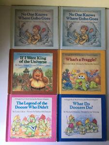 Sesame Street & Muppets books/media