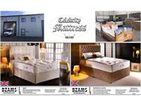 BZAMS CELEBRITY MATTRESSES OR FULL BED SETS