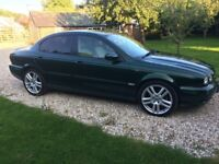 Jaguar X-Type 2.0l Diesel Stunning Colour combination FSH Fantastically well maintained !!