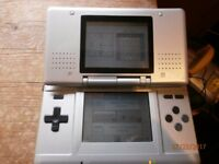 Original Nintendo DS Silver
