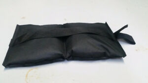 New & Used 20 Lbs. Sandbags for Sale!! with sand