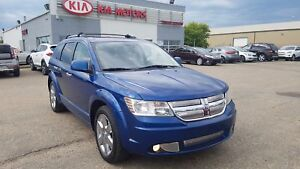 2010 Dodge Journey R/T AWD - Leather seats - Heated 1st row &...