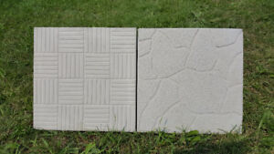 PATIO AND SIDE WALK STONE
