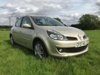 Renault Clio 2.0 VVT 138 Initiale 5 Dr. One Lady Owner From New With FSH.