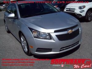 2014 Chevrolet Cruze DieselLeather, Heated Seats, Navigation, Re