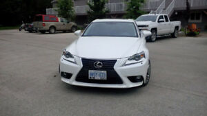2015 Lexus IS 250 leather Sedan
