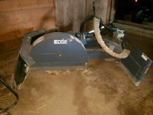 Skid Steer Stump Grinder Attachment