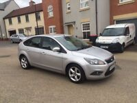 Ford Focus 1.6 Diesel 2008 Air Conditioning Alloy Wheels Delivery Availble