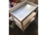 John Lewis changing table