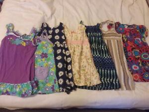 Girl's size 6 clothing