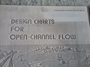 Design Charts for Open-Channel Flow