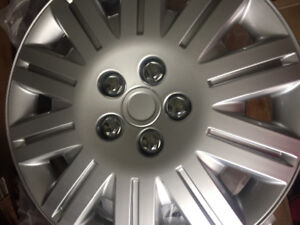 """Two new 16"""" hubcaps for Elantra"""