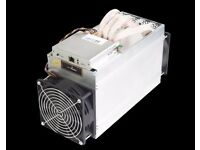 Bitmain Antminer D3 (Power Supply Included) 15GH/s X11 Dashcoin Miner