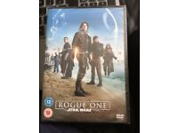 Rogue One a star wars story DVD new sealed film